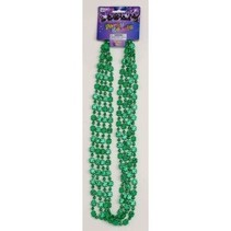 Mini Shamrock Beads 4 pack