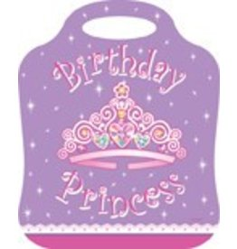 12 Ct Birthday Princess Loot Bags