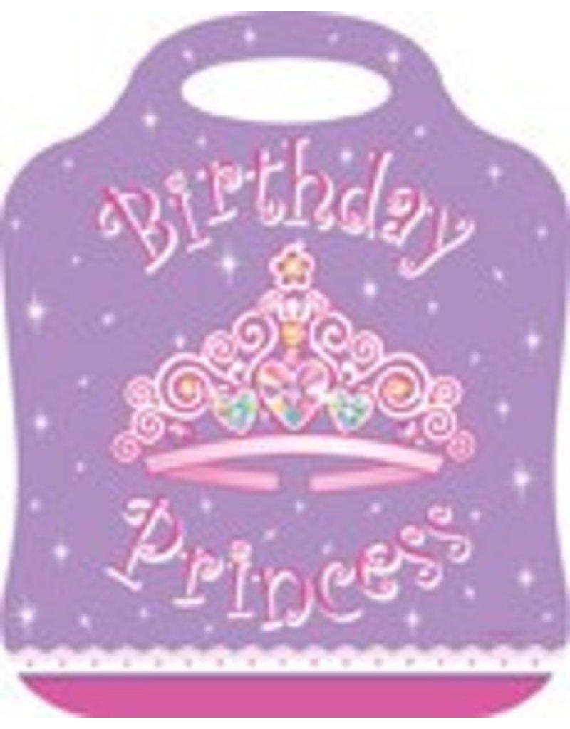 12 Ct Birthday Princess Loot Bags