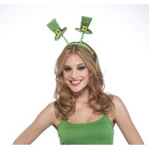 St Patricks Day Headband