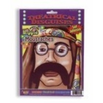 Hippie Moustache