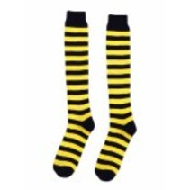 Bumble Bee Socks Adult Size