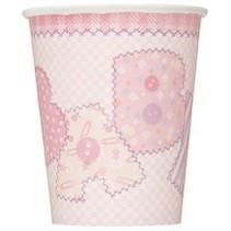Baby Stitch Cups Pink