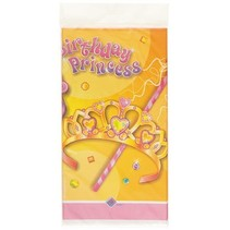 Birthday Princess Table Cover