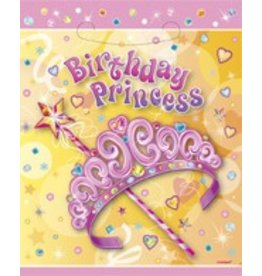 Birthday Princess Loot Bags 8 CT