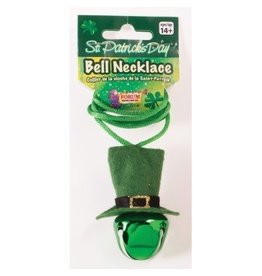 St Pat Bell Necklace