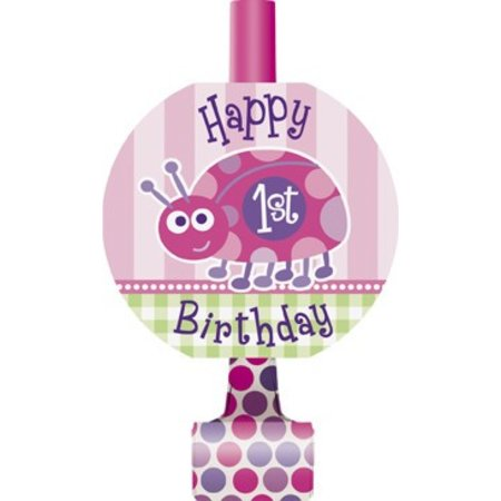 1st Birthday Lady Bug Blowouts