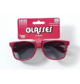 Sunglasses Maroon