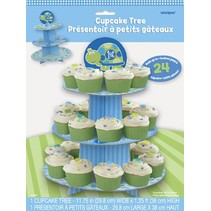 1st Birthday Cupcake Tree