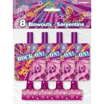 Rock On Blowouts 8 CT
