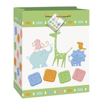 Animal Cracker Gift bag