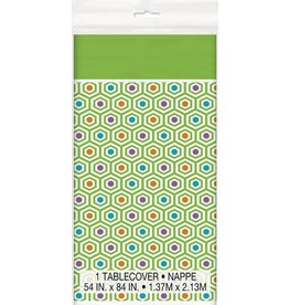 Birthday Dots Table Cover