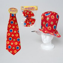 Clown Accessory Pieces Assorted Styles