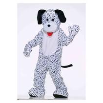 Dalmation Mascot Costume Halloween