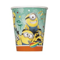 Despicable Me Cups 8 CT