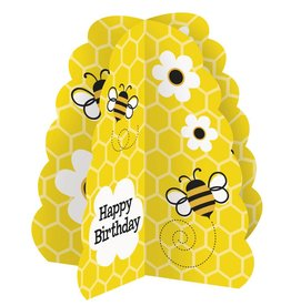 Busy Bees 3D Centerpiece
