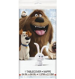 Secret Lives of Pets Table Cover