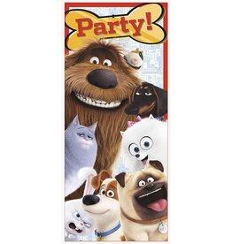 Secret Lives of Pets Door Poster