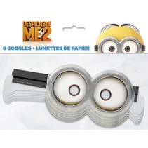 Despicable Me Paper Goggles