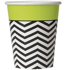 Designer Birthday Cups 8 Ct