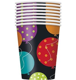 Birthday Cheer Cups 8 CT