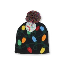 Lots A Lites Xmas Stocking Cap