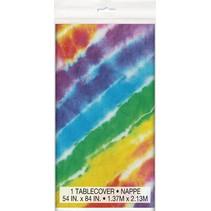 Tye Dye Table Cover