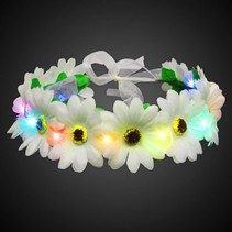 Flower Halo Lite Up