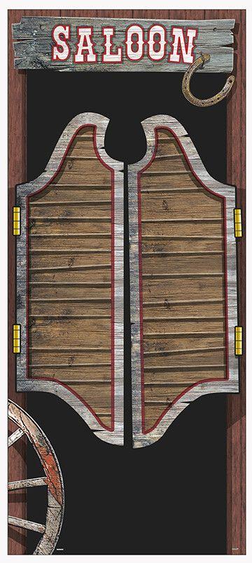 Saloon Door Cover & Saloon Door Cover   Tribout\u0027s Party-Bingo-Carnival