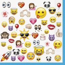 Emoji Luncheon Napkin 16 CT