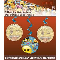 Emoji Hanging Decorations