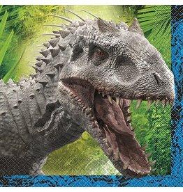 Jurassic World Luncheon Napkin 16 CT