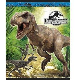 Jurassic World Loot Bags 8 CT