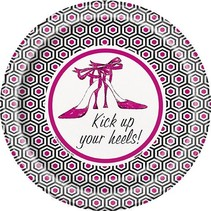 "Girls Night Out 7"" Plate 8 CT"