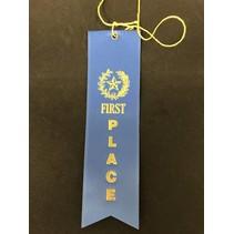 1st Place Stock Ribbon