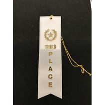 3rd Place Stock Ribbon