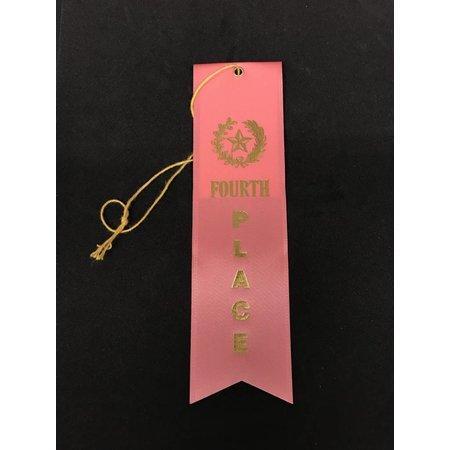 4th Place Stock Ribbon