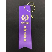 Special Award Stock Ribbon