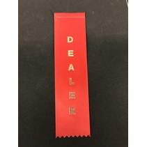Dealer Stock Ribbon