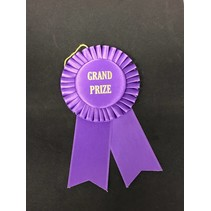 Grand Prize Short Rosette Ribbon