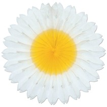 Daisy Fan Fold Out