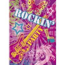 Rockin Invitations
