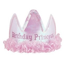 Birthday Princess Crown