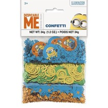 Confetti Despicable Me