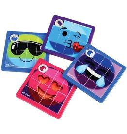 Emoji Slide Puzzle 12 piece package
