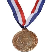 Plastic Bronze Medal