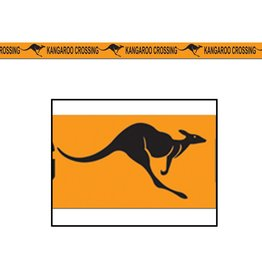 "Kangaroo Crossing Tape 3"" x 50'"