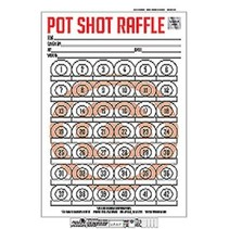 25 Pot Shot Cards