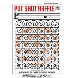 25 Pot Shot Cards