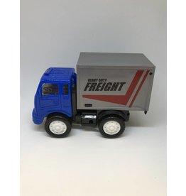 Pull Back Construction Truck